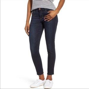 Wit & Wisdom   Absolution Raw Hem Skinny Jeans 16